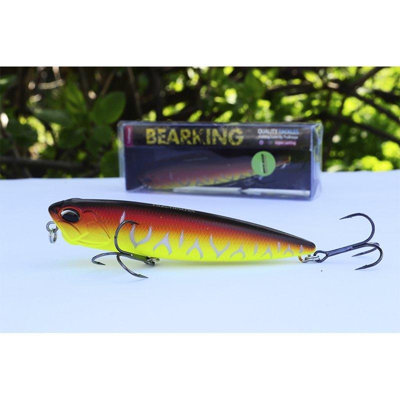 Bearking Pensil 110F Цвет A 20.5 г Плавающий Цвет B