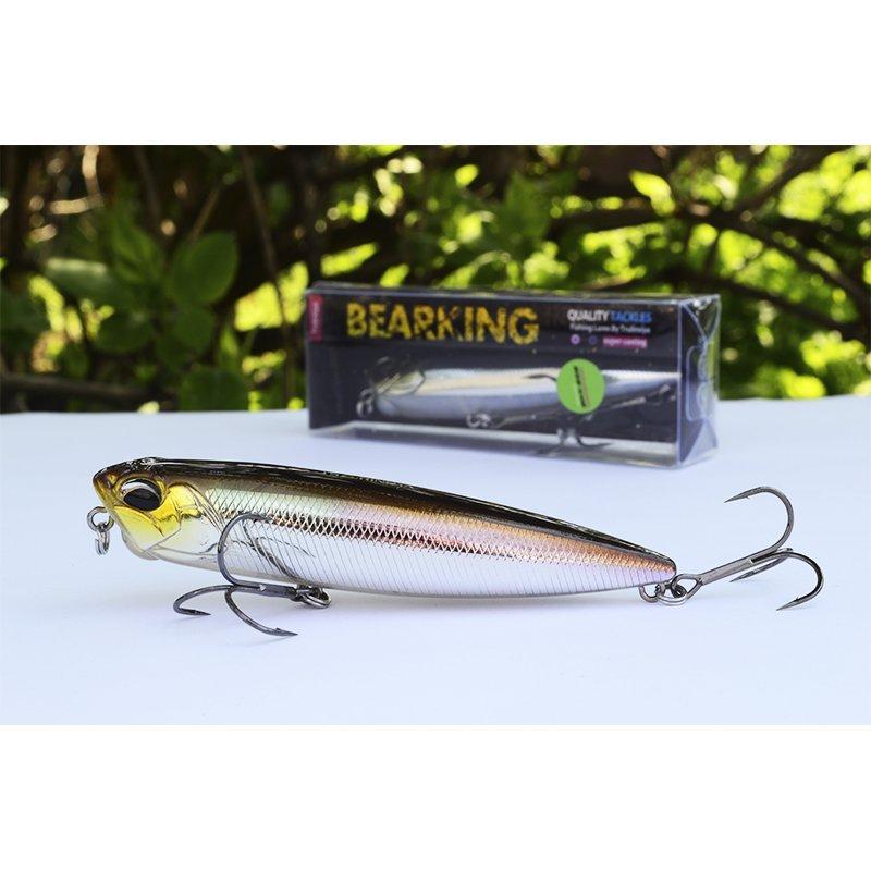 Bearking Pensil 110F  21 г Плавающий Цвет E