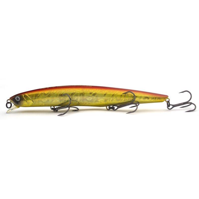 Воблер Bearking  Fishycat JUNGLECAT 140мм 22г Суспендер Цвет B