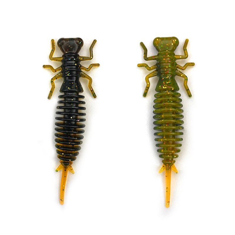 Bearking Larva 50mm 10 шт Цвет P