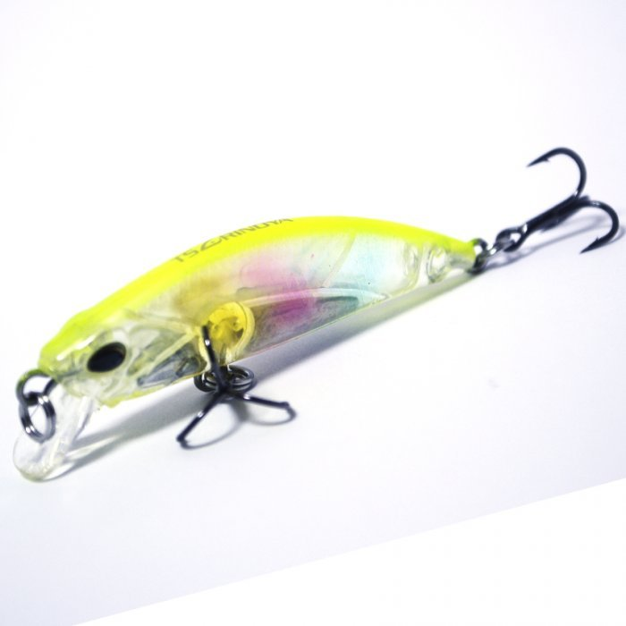 Tsurinoya (BEARKING) Spearhead Ryuki 50S Цвет D