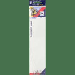 Поводок флюорокарбоновый Zeox Element 25см 12кг