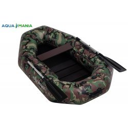 Надувная лодка Аква Мания А-220Т камуфляж