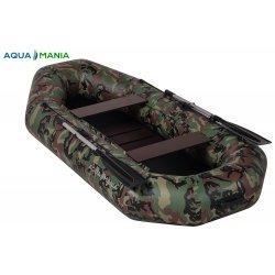 Надувная лодка Аква Мания А-280т камуфляж