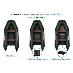 Надувная лодка Аква Мания АМ-290 камуфляж