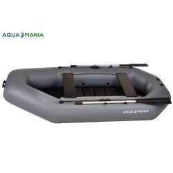 Надувная лодка Аква Мания A-300T темно-серый