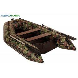 Надувная лодка Аква Мания АМК-270 камуфляж