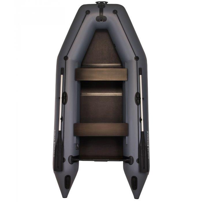 Надувная лодка Аква Мания АМ-310 темно-серый