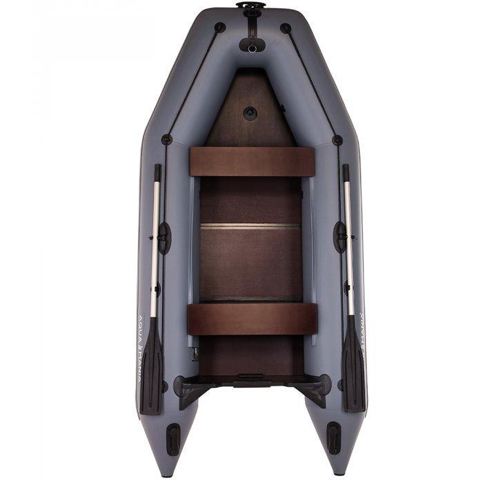 Надувная лодка Аква Мания АМК-310 темно-серый
