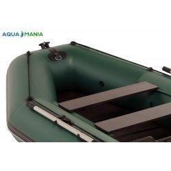 Надувная лодка Аква Мания АМК-310 зеленая