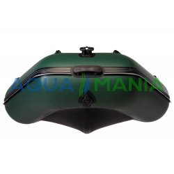 Надувная лодка Аква Мания АМК-330 зеленая