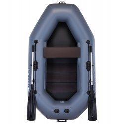 Надувная лодка Аква Мания А-220Т темно-серый