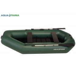 Надувная лодка Аква Мания A-300T зеленая