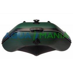 Надувная лодка Аква Мания АМК-270 зеленая