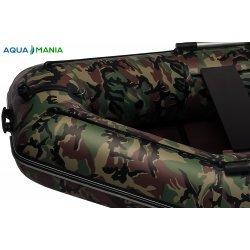 Надувная лодка Аква Мания АМ-270 камуфляж