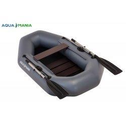 Надувная лодка Аква Мания А-210 темно-серый