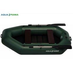 Надувная лодка Аква Мания А-240Т зеленая