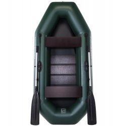 Надувная лодка Аква Мания А-230 зеленая