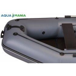 Надувная лодка Аква Мания АМ-290 темно-серый