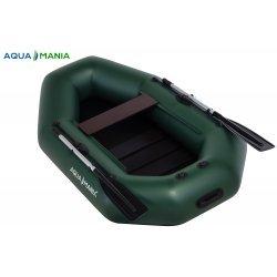 Надувная лодка Аква Мания А-220Т зеленая