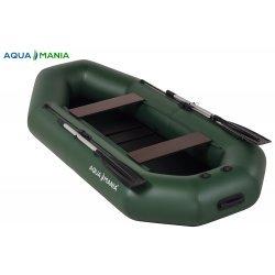 Надувная лодка Аква Мания А-280т темно-серый