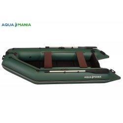Надувная лодка Аква Мания АМ-310 зеленая