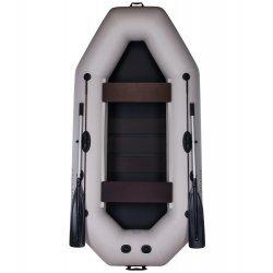 Надувная лодка Аква Мания А-260Т темно-серый