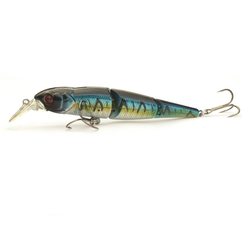Воблер  BearKing Flying Fish Joint  Цвет A 110мм 14.6г Трехсоставной Цвет F